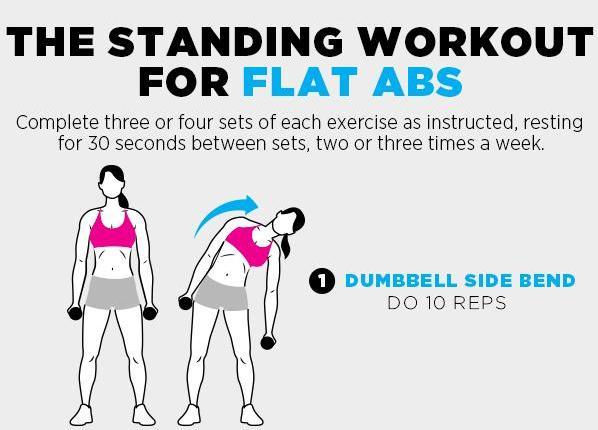 4 Mouvements faciles pour un ventre extra-plat-1