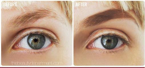 Découvrez comment avoir des sourcils superbes en quatre étapes