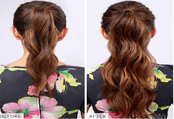 Donner plus de longeur à vos cheveux sans extention-1