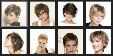 coiffure-courte