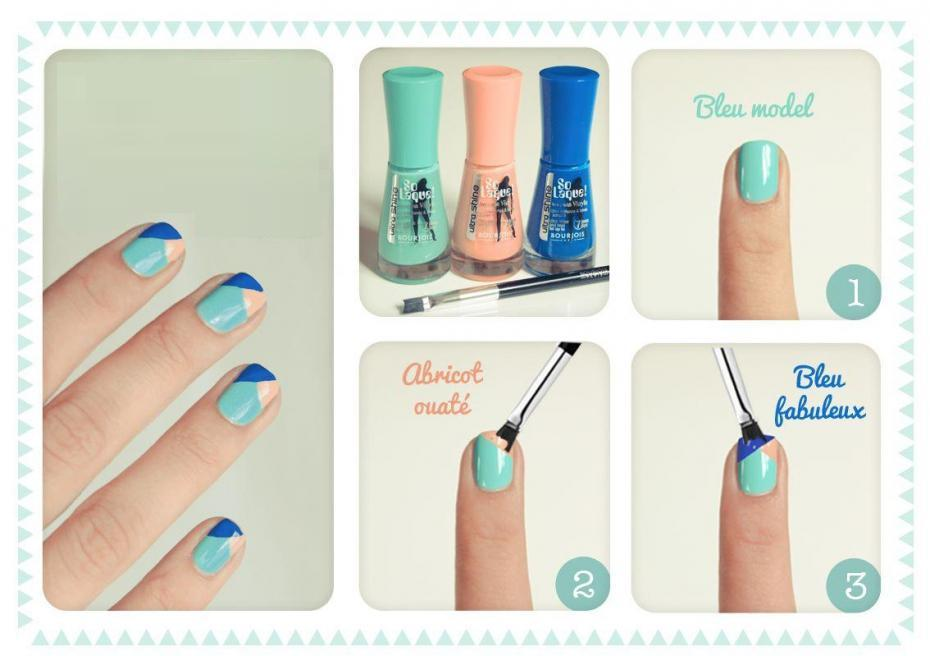 Id es vernis ongles astuces pour femmes - Idee ongles vernis facile ...