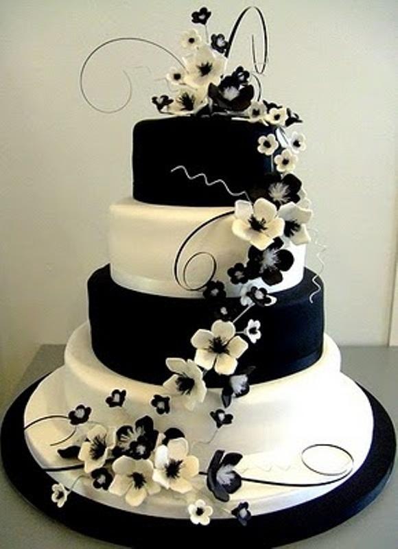 Des idées de gâteaux mariage vraiment originales ! - Astuces pour ...
