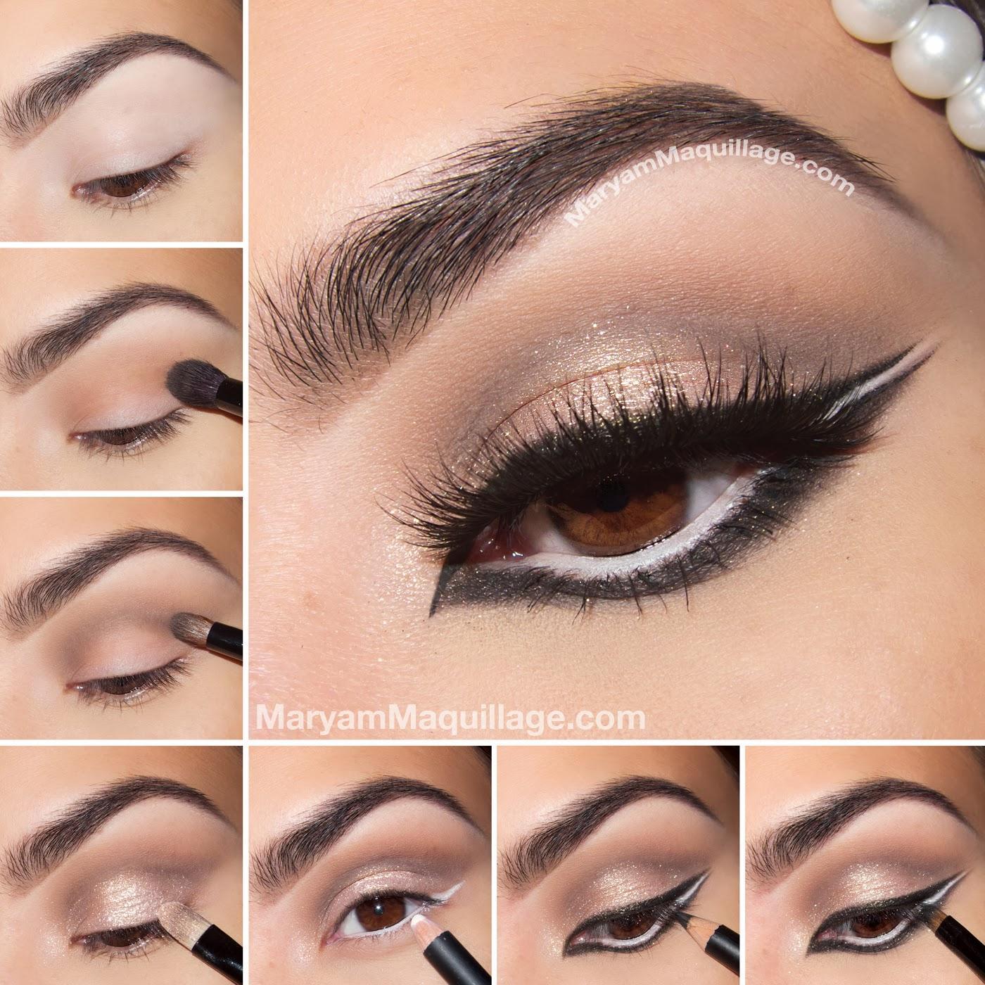 7 - Tuto Maquillage Mariage
