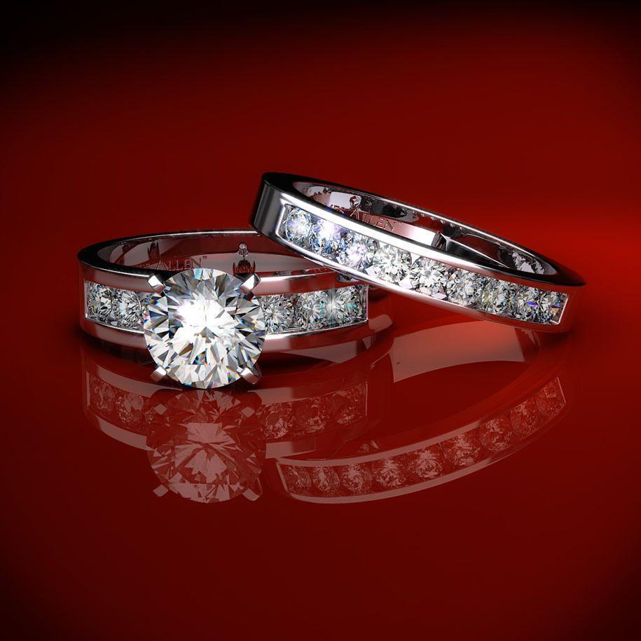 Les Plus Belles Bagues De Mariage Et Fiançailles