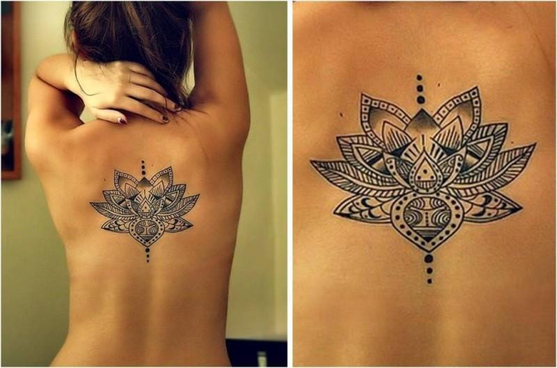 top 10 plus beaux tatouages f minins astuces pour femmes. Black Bedroom Furniture Sets. Home Design Ideas