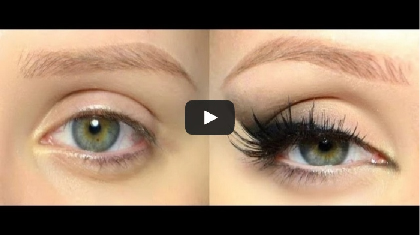 maquillage yeux liftés