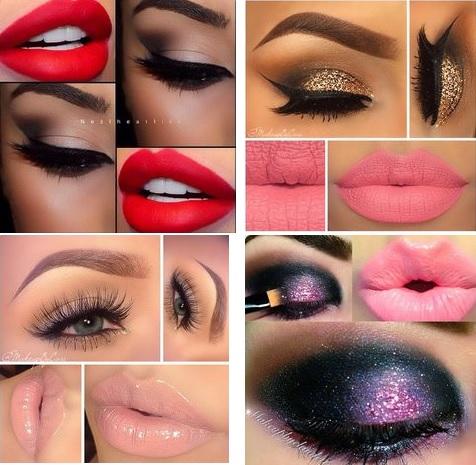 idées-maquillage-soirée