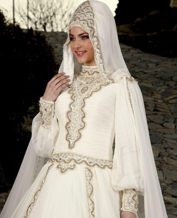 Le Top 20 Meilleures Robes Mariées Et Hijab Mariée Tendance 2016 ...