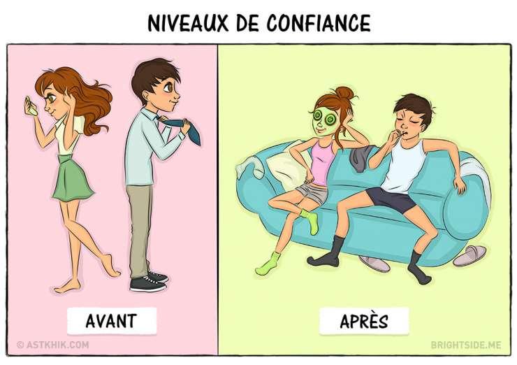 La-Vie-Avant-Le-Mariage-VS-La-vie-Après-le-Mariage-en-4-Illustrations