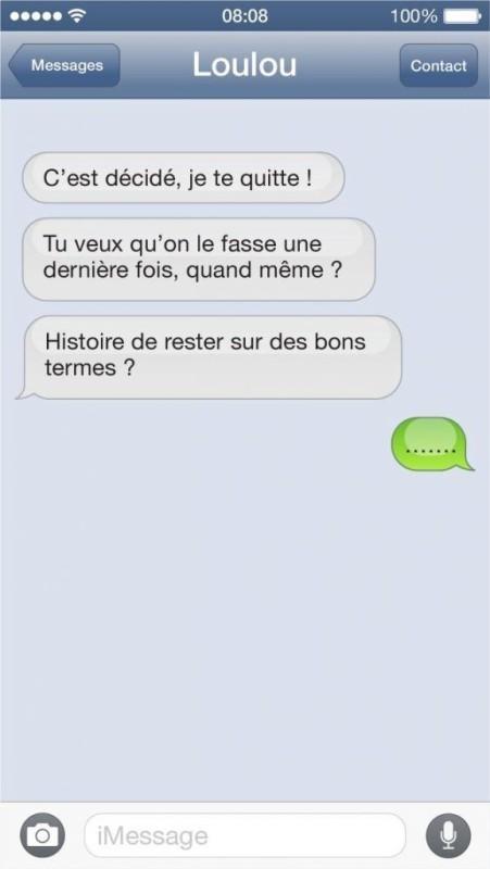 SMS de Ruptures  11