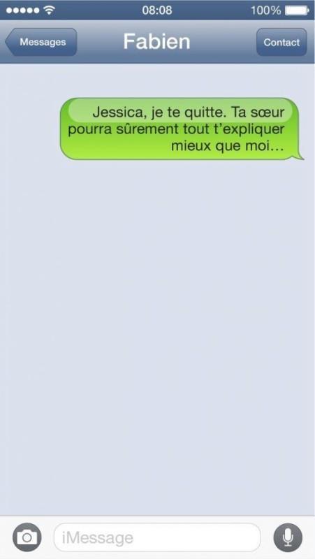 SMS de Ruptures  8