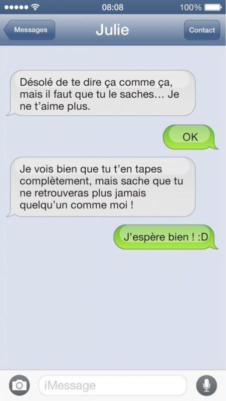 SMS de Ruptures  9
