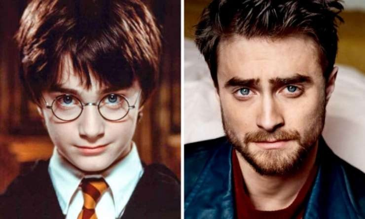 les Stars de Harry Potter 15 Ans après 1