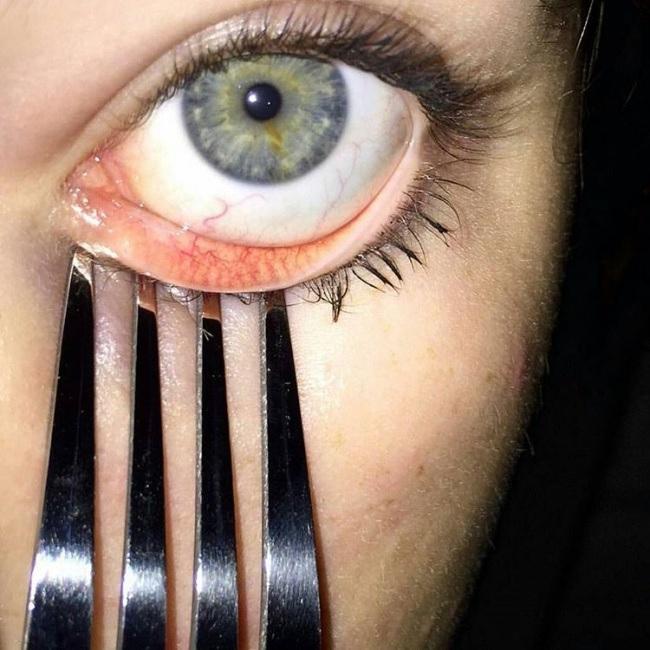 Maquillage Des Yeux  1