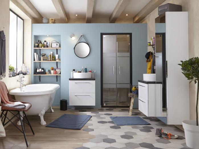 Idéesdécopourlasalledebains Astuces Pour Femmes - Idees deco salle de bain