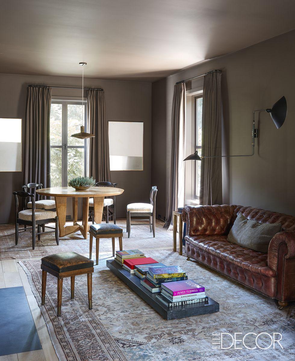20 Idées Pour Aménager Un Petit Balcon: 20 Idées De Table Basse Déco Pour Votre Salon