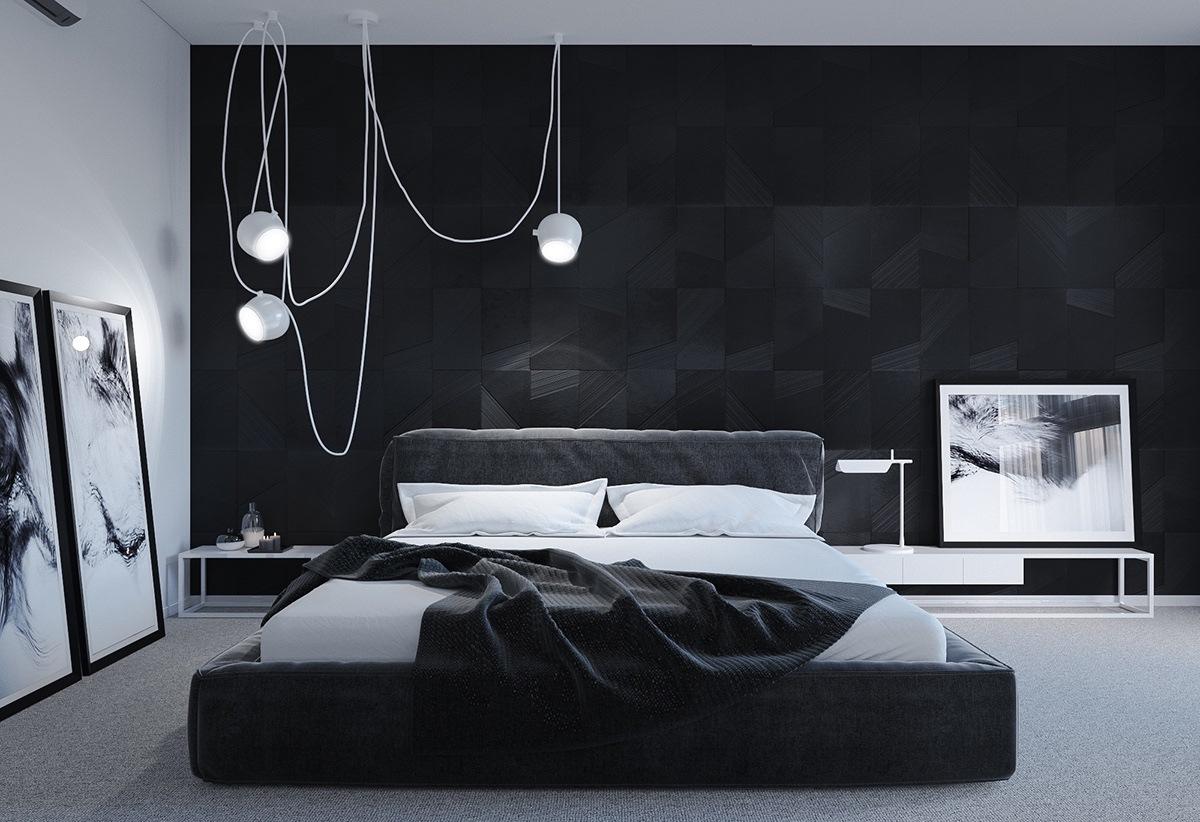 Chambre À Coucher Moderne Maison Design chambre coucher moderne ...