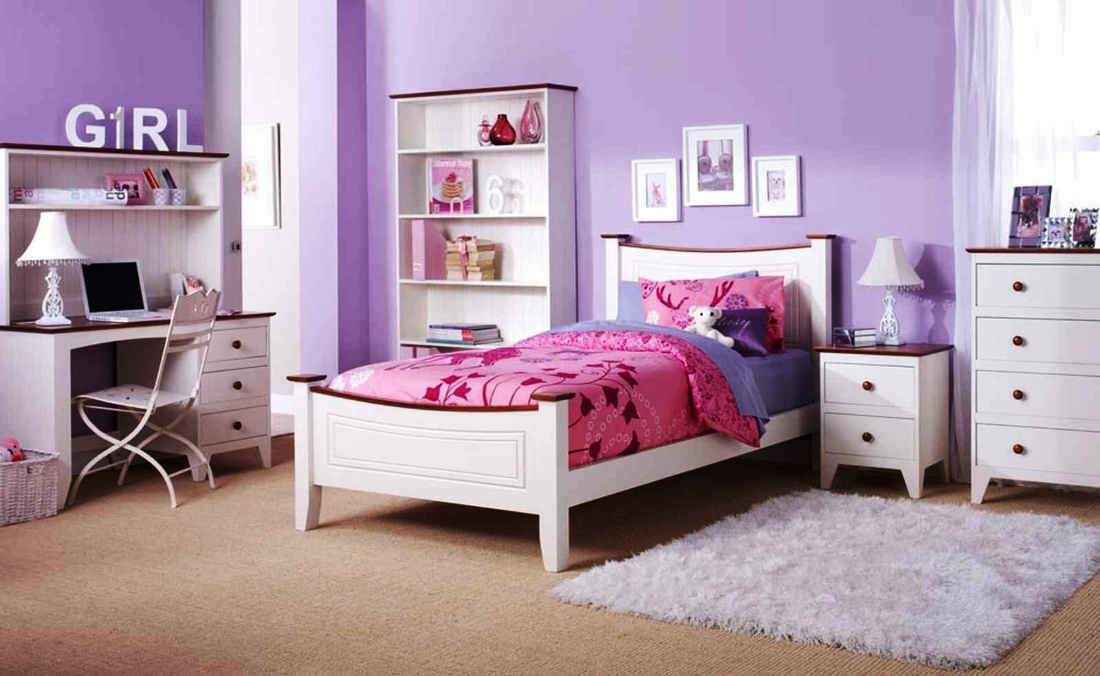 les 15 plus belles chambres de petites filles astuces pour femmes. Black Bedroom Furniture Sets. Home Design Ideas