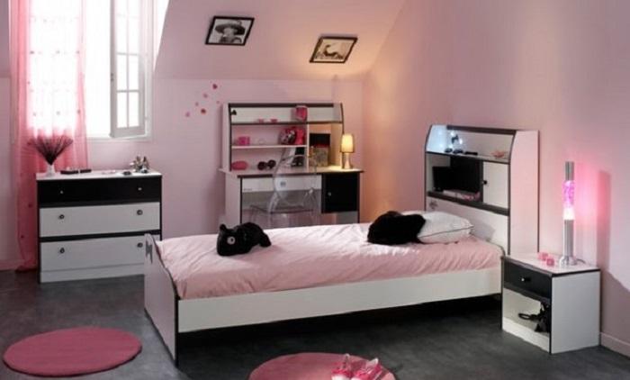 Les 15 plus belles chambres de petites filles astuces pour femmes - Theme chambre fille ...