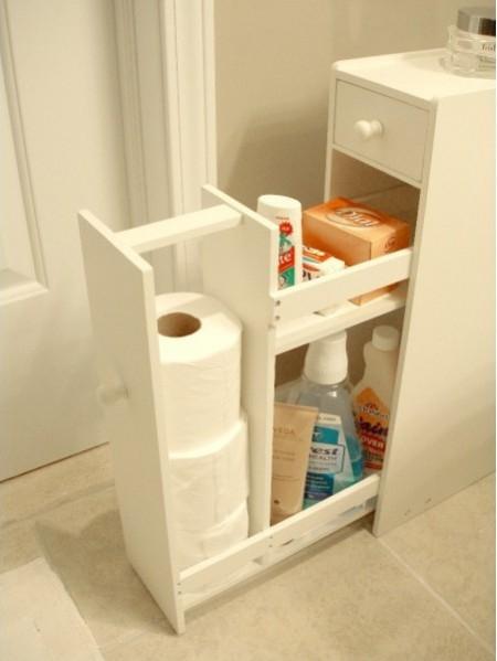 22 id es g niales pour tout ranger dans la salle de bains astuces pour femmes. Black Bedroom Furniture Sets. Home Design Ideas