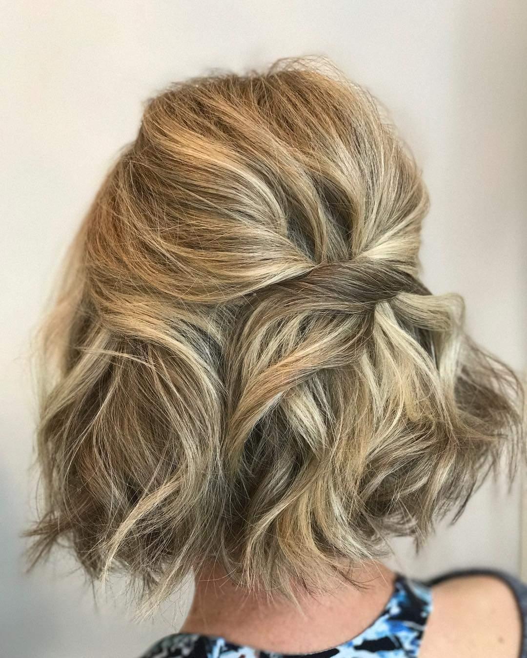 10 Coiffures Simples Et Faciles Pour Cheveux Courts