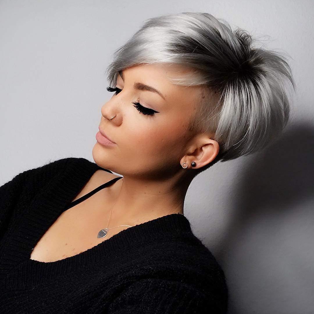 10 coiffures simples et faciles pour cheveux courts - Astuces pour femmes