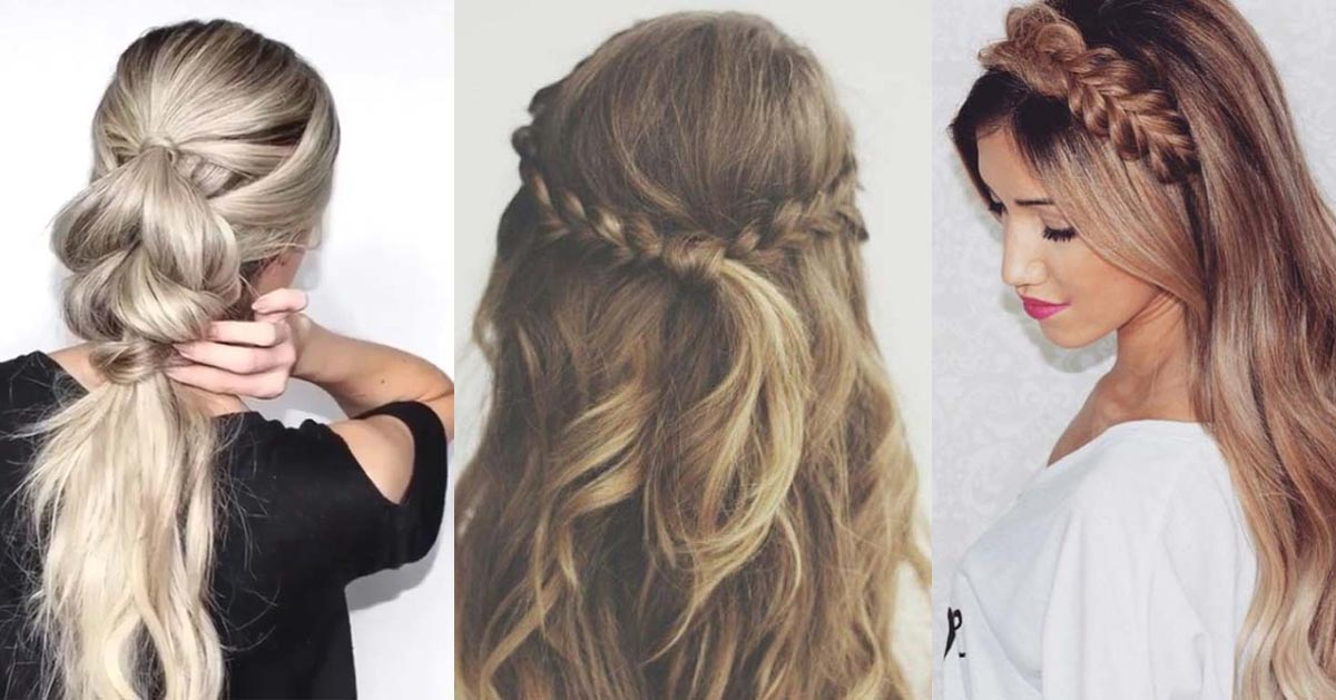 L Hairstyles For Short Hair: 10 Coiffures Chic Et Faciles Pour Aller Travailler