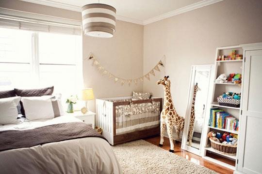 Idées Aménager Un Coin Pour Bébé Dans Une Chambre Parent - Amenager chambre bebe dans chambre parents