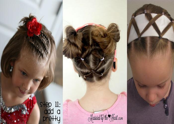 20 id es de coiffure cr ative pour les petites filles for Astuce de cuisine