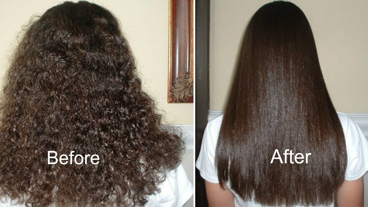 3 soins pour lisser naturellement les cheveux astuces pour femmes. Black Bedroom Furniture Sets. Home Design Ideas