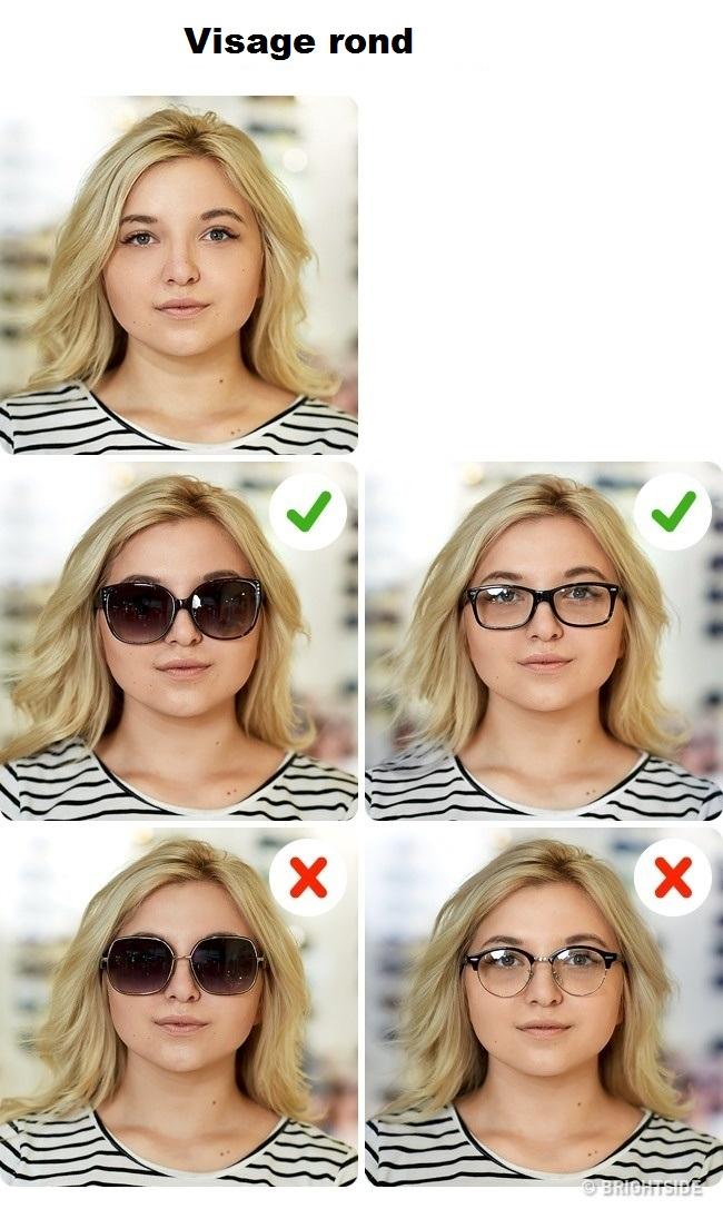 Voici comment choisir les lunettes de soleil parfaites pour votre forme de visage astuces pour - Les sourcils parfaits pour votre visage ...